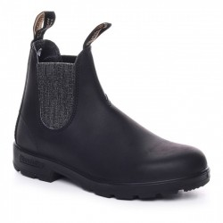 Blundstone Boots Leather - Silver